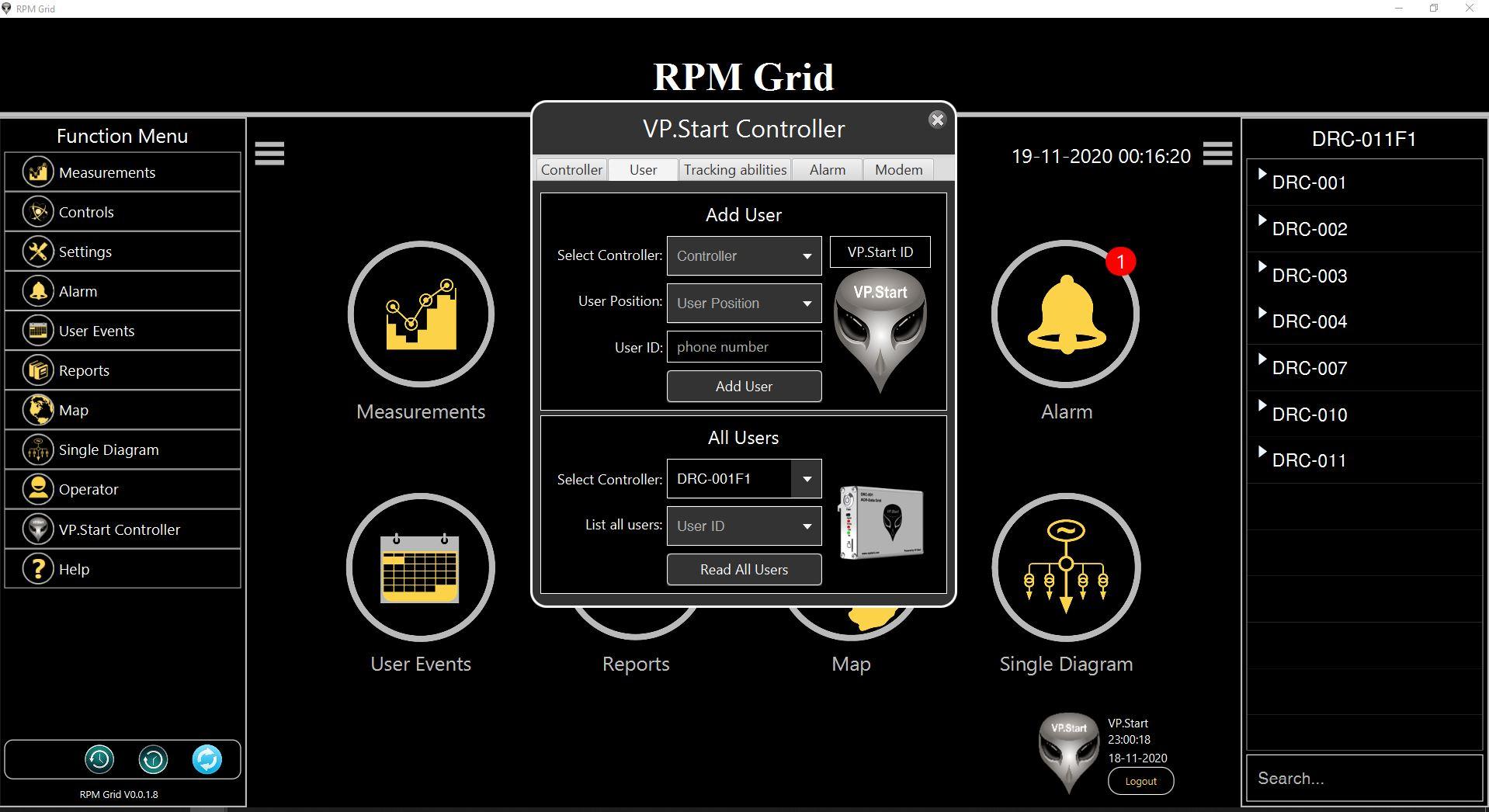 Meter Management System