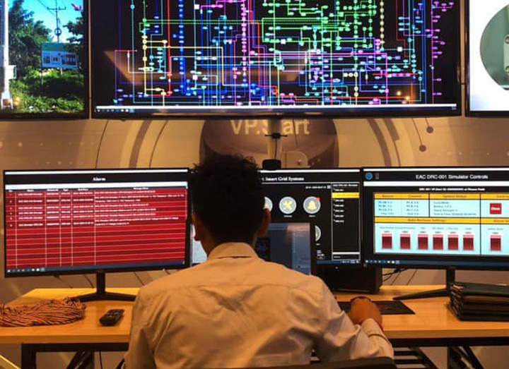 Smart Grid System Development