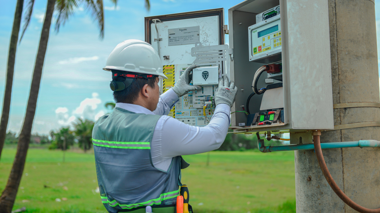 We Are The Leading Smart Grid Systems & Electrical Grid Automation Provider In Cambodia.  We Are Committed to Help Reduce The Cost Of Energy & Increase The Quality Of Life for All.